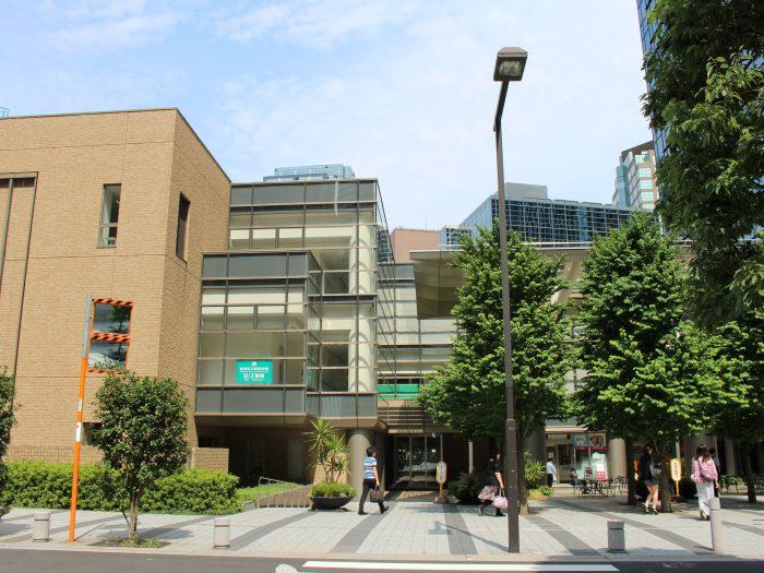 産業会館(Biz新宿)外観